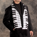 Keyboard Super-Soft Scarf