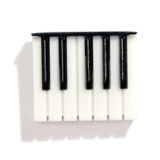 Piano Keyboard One Octave Pin