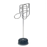 Paper Clip Stand 16th Note