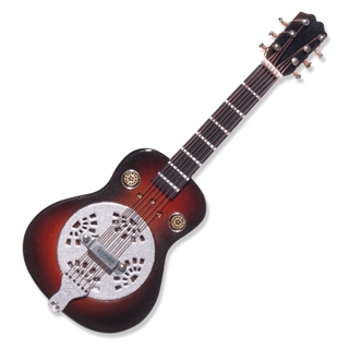 Spider Resonator Guitar Fridge Magnet