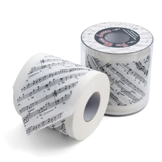 Sheet Music Toilet Tissue