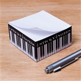 Piano Sticky Notes Pad
