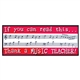 Thank A Music Teacher Bumper Sticker