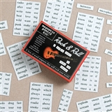 Rock & Roll Magnetic Poetry Kit