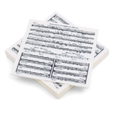 Adagio Antique Music Luncheon Napkins