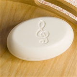 Music Clef Scented Soaps
