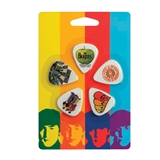 The Beatles Collectible Guitar Picks
