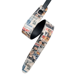 The Beatles Anthology Guitar Strap