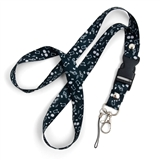 Music Notes Neck Strap & Lanyard