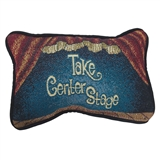 Take Center Stage Pillow
