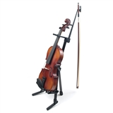 Portable A-Frame Violin Stand