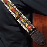 Marigolds Seatbelt Guitar Strap