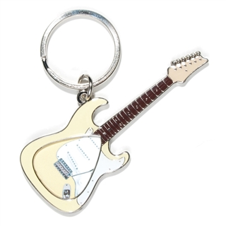 Picklace Yellow Electric Guitar Pick Holder