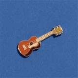 Acoustic Guitar Enameled Pin