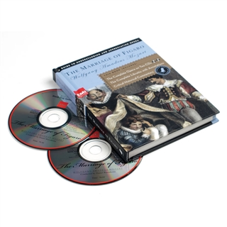The Marriage of Figaro CDs & Libretto