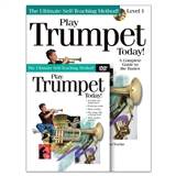 Play Trumpet Today Book, CD & DVD Set