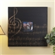Modern Music Wall Art Photo Frame