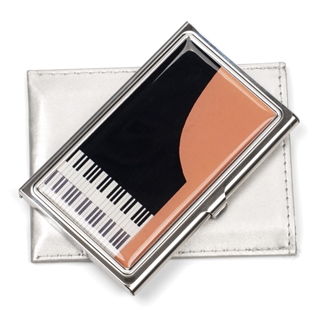 Grand Piano Card Case