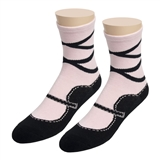 Dancer Shoes Slipper Socks