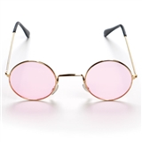 Rose-Colored Hippie Eyewear