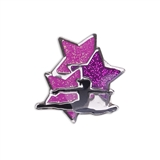 Dance Star Enameled Pin