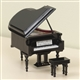 Miniature Grand Piano