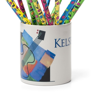 Personalized Performance Arts Pencil Holder