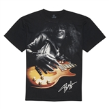 Slash On Guitar T-Shirt