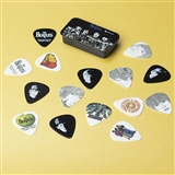 The Beatles Signature Picks in Sgt. Pepper Tin