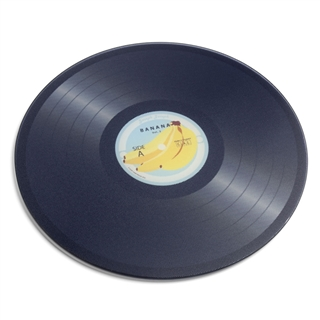 Record Album Glass Countertop Saver