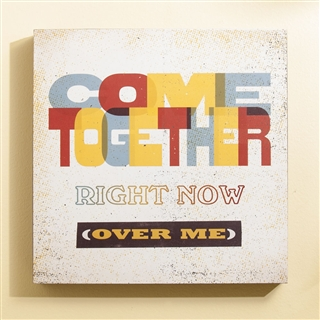 Come Together Wall Art