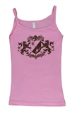 Women's 'E=Fb' Coat of Arms Tank Top