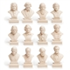 Composers Vinyl Mini Busts