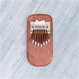 Acoustic Cedar Box Thumb Piano