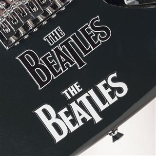 The Beatles Guitar Decal