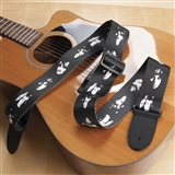 Beatles White Album Guitar Strap