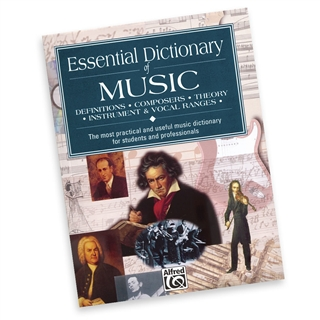 Essential Music Dictionary