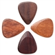Wood Acoustic Guitar Picks