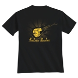Sunburst Guitar 'Vintage Rocker' T-Shirt
