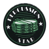 Percussion Star Button