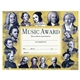 Composers Music Award Certificates
