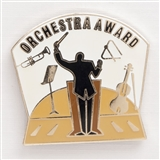Orchestra Award Pin