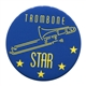 Trombone Star Button
