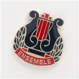 Ensemble Enamel Pin
