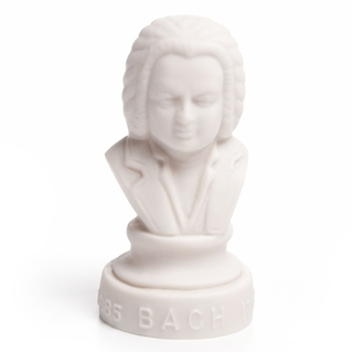 Small Bach Bust