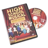 High School Musical DVD