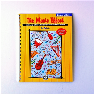 The Music Effect Book And CD