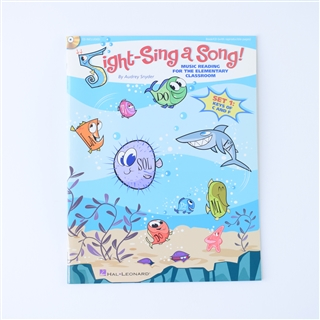 Book, Sight Sing a Song