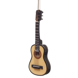 Classic Acoustic Guitar Ornament