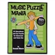 A collection of 25 educational, fun music puzzles for classroom or home...